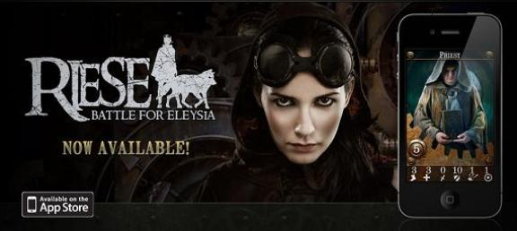 Click to visit Riese: Battle For Eleysia!