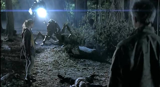 Falling Skies S1x06 - A deal with Skitters in the dark!