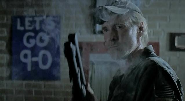 Falling Skies S1x06 - A softer side to Captain Weaver