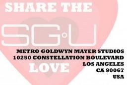 Share the SGU Love. Iamges courtesy StargateZone