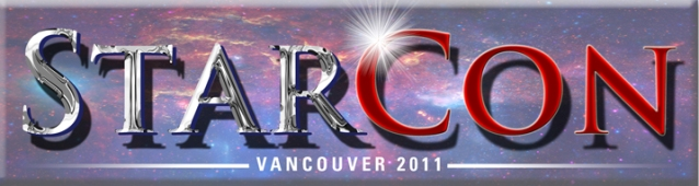 StarCon 2011 Convention: VIP Tickets Giveaway Featuring Celebrities From Fringe, Riese, MindsEye, Stargate, Eureka, BSG, Farscape, and MORE!