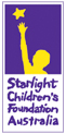 Click to visit and donate to Starlight Australia!