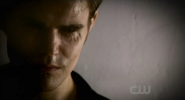 The Vampire Diaries 3x05 Stefan is the Ripper